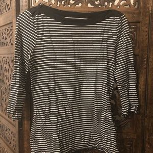 Gap 3/4 sleeve top